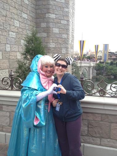 Fairy Godmother Love