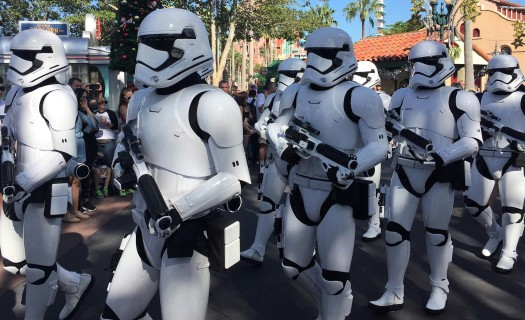 March of the First Order 3- WDW