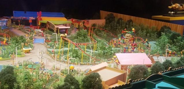 Toy Story Land Model 2