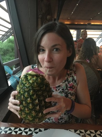Elizabeth Pineapple Drink
